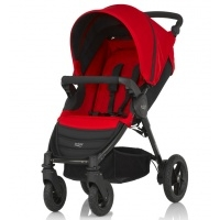 Коляска B-Motion 4 Flame Red Britax