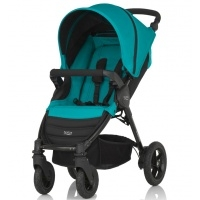Коляска B-Motion 4 Lagoon Green Britax