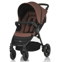 Коляска B-Motion 4 Wood Brown Britax