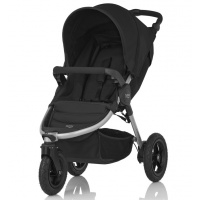 Коляска B-Motion 3 Cosmos Black Britax