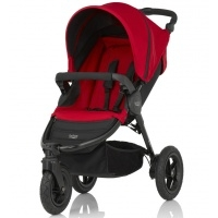 Коляска B-Motion 3 Flame Red Britax