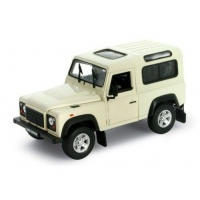 Модель машины Land Rover Defender 1:24 Welly