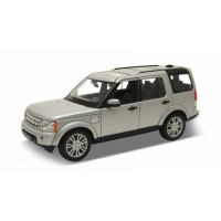 Модель машины  Land Rover Discovery 4 1:24 Welly