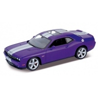 Модель машины 1:24 Dodge Challenger SRT Welly