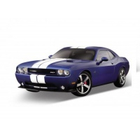 Модель машины Dodge Challenger SRT 1:24 Welly