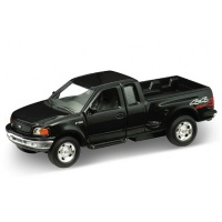 Модель машины 1999 Ford F-150 Flareside Supercab Pick Up 1:32 Welly