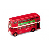 Модель автобуса London Bus 1:60-64 Welly