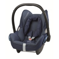 Автокресло CabrioFix Dress blue Maxi-Cosi