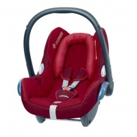 Автокресло CabrioFix Raspberry red Maxi-Cosi