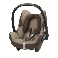 Автокресло CabrioFix Walnut brown Maxi-Cosi