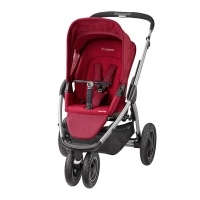 Коляска Mura Plus 3 Robin red Maxi-Cosi